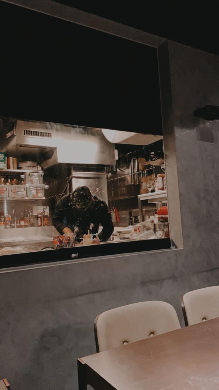 台北東區酒吧吧沐- 廚房